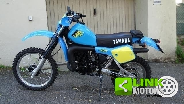 1982 YAMAHA ENDURO IT 465 For Sale (picture 1 of 6)