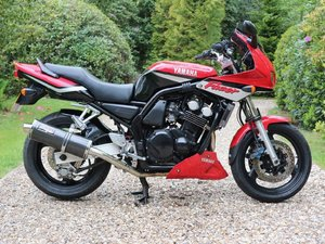 2001 Yamaha Fazer 600