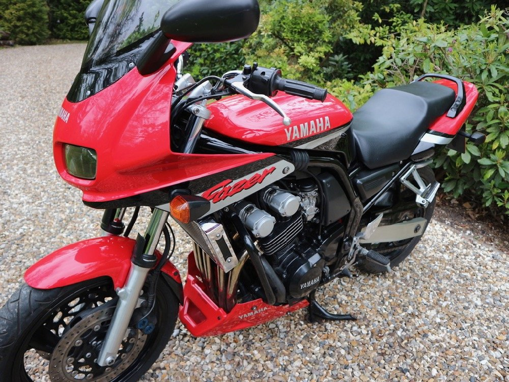 2001 Yamaha Fazer 600 For Sale (picture 4 of 6)