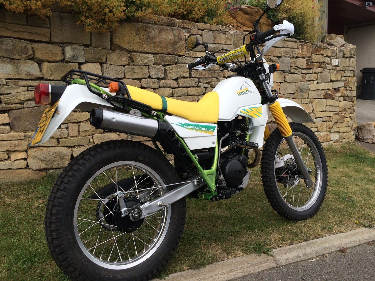 1988 Yamaha xt225 Serow  For Sale (picture 2 of 6)