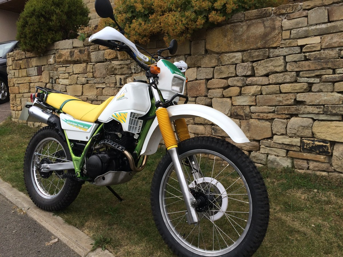 1988 Yamaha xt225 Serow  For Sale (picture 3 of 6)