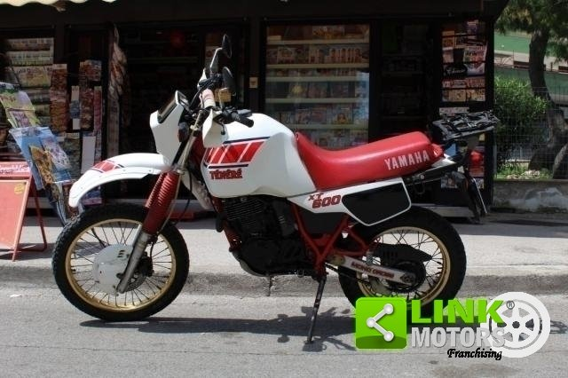 1985 YAMAHA XT 600 TENERE 1984 - ISCRITTA ASI For Sale (picture 1 of 6)