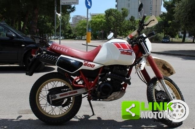 1985 YAMAHA XT 600 TENERE 1984 - ISCRITTA ASI For Sale (picture 2 of 6)