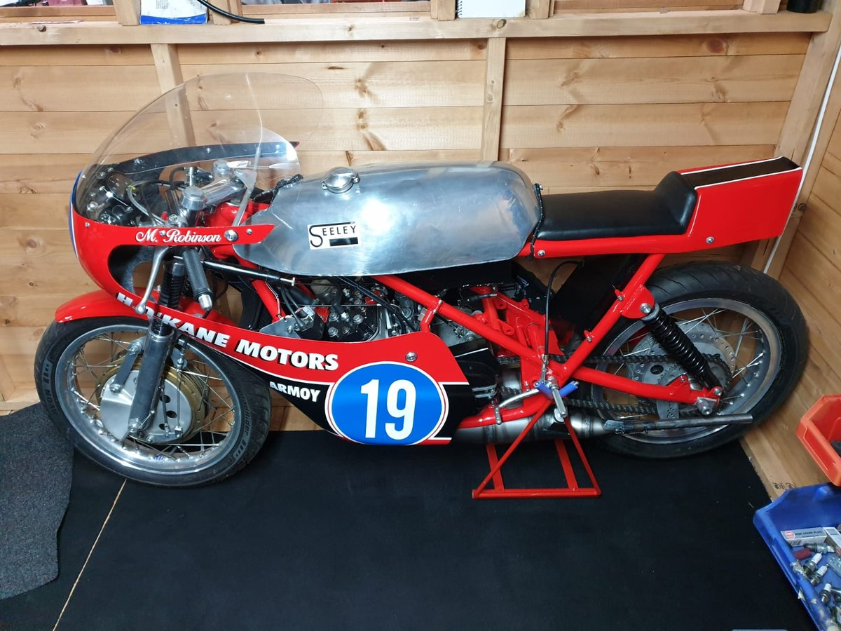 1971 Yamaha YAMSEL 350cc Road Race Classic For Sale (picture 1 of 6)