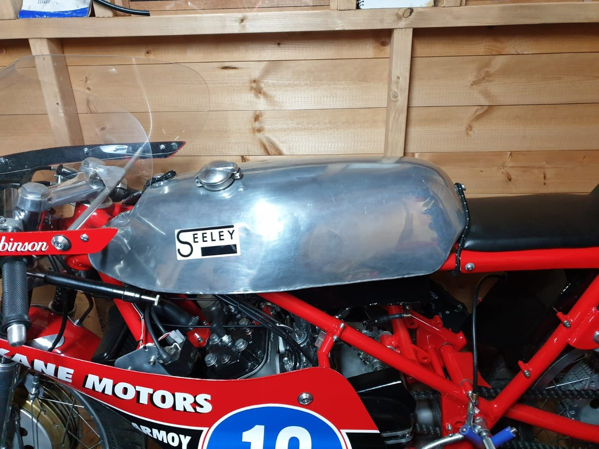 1971 Yamaha YAMSEL 350cc Road Race Classic For Sale (picture 3 of 6)