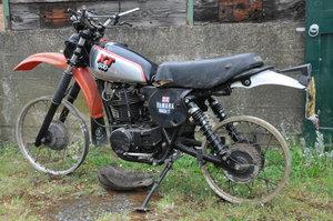 1983 Yamaha XT500 plus spares