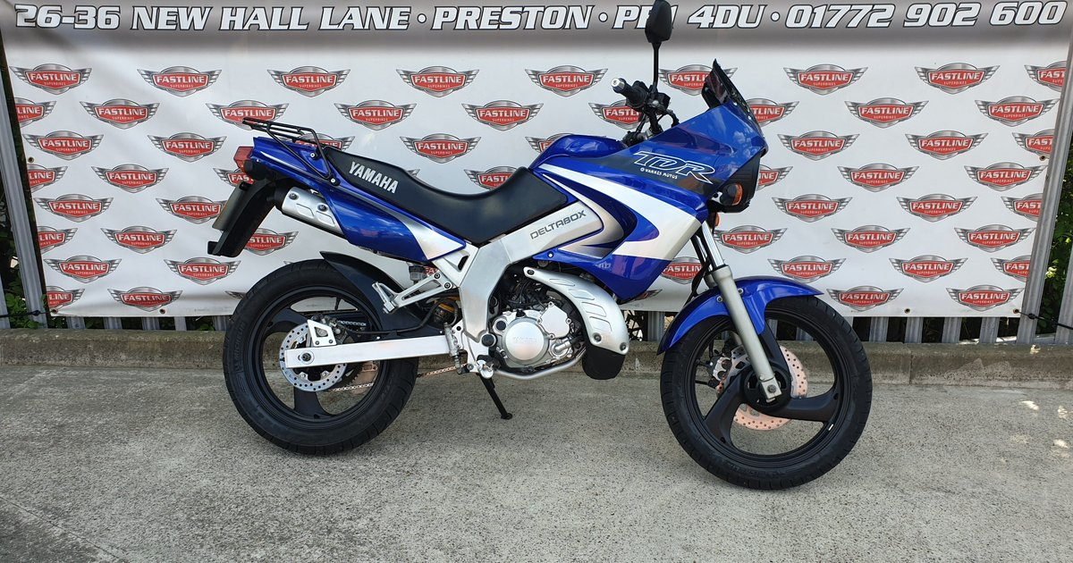2003 Yamaha TDR125 Enduro Supermotard Classic For Sale (picture 1 of 6)