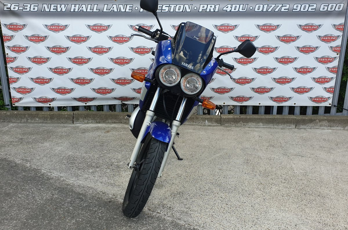 2003 Yamaha TDR125 Enduro Supermotard Classic For Sale (picture 2 of 6)