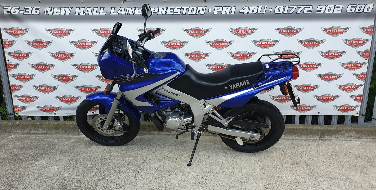 2003 Yamaha TDR125 Enduro Supermotard Classic For Sale (picture 3 of 6)