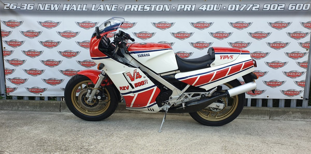 1984 Yamaha RZV500R 2 Stroke Sports Classic For Sale (picture 3 of 6)