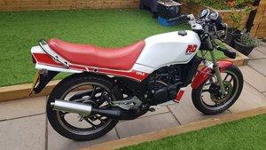 1986 yamaha  rd125lc with ypvs engine full mot.uk bike For Sale