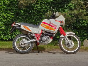 1990 Yamaha Tenere XT 600Z 3AJ SURVIVOR BIKE For Sale
