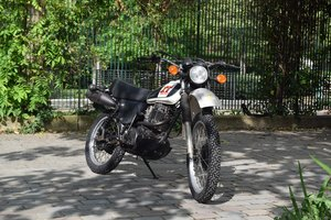1978 - Yamaha XT 500 SOLD by Auction