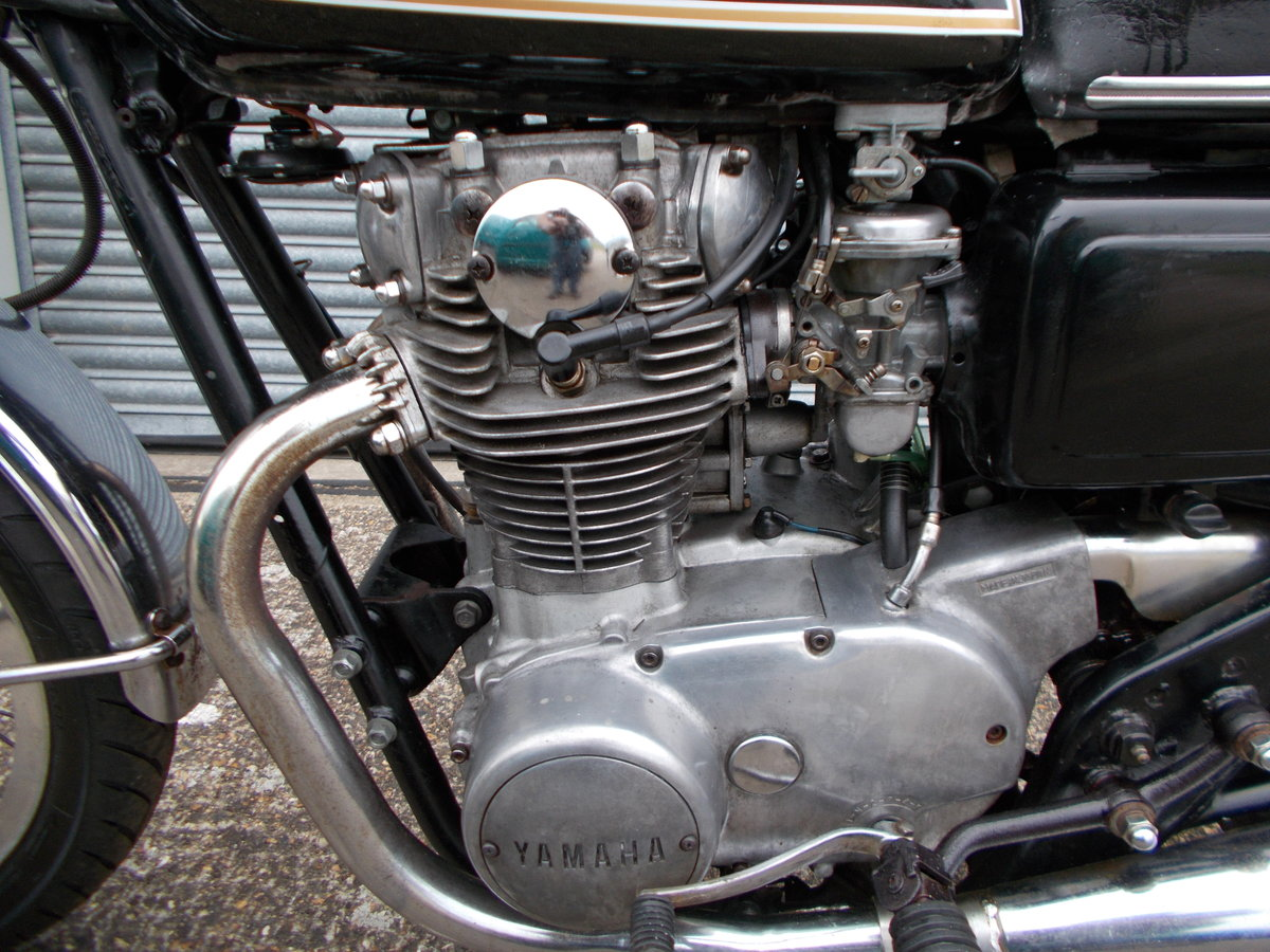 1975 YAMAHA XS650B ROADSTER For Sale (picture 4 of 6)