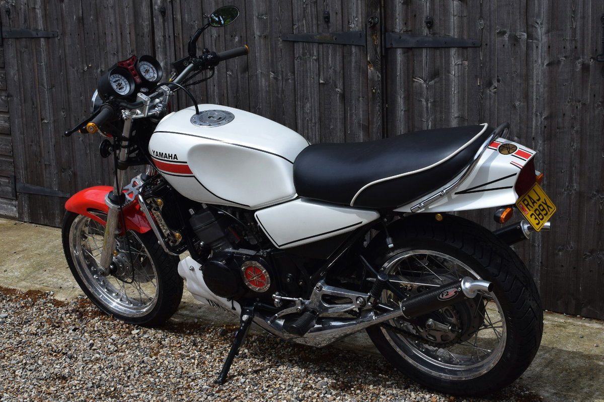Yamaha RD 250/350 LC (UK Bike, Restored, Show Standard) 1982 For Sale (picture 3 of 6)