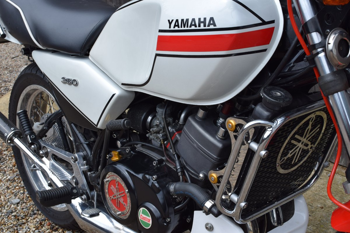 Yamaha RD 250/350 LC (UK Bike, Restored, Show Standard) 1982 For Sale (picture 4 of 6)