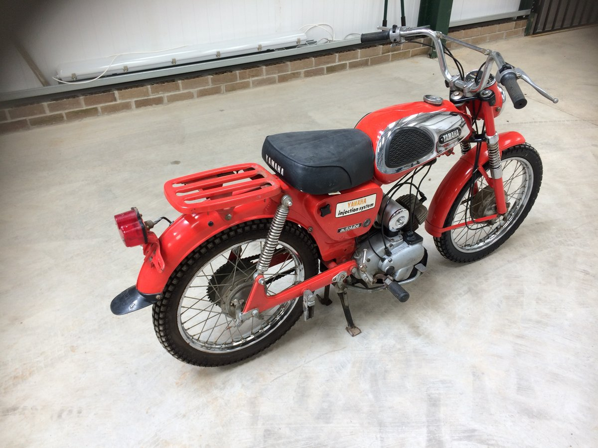 1964 Yamaha YG1 Trailmaster 80 For Sale (picture 1 of 6)