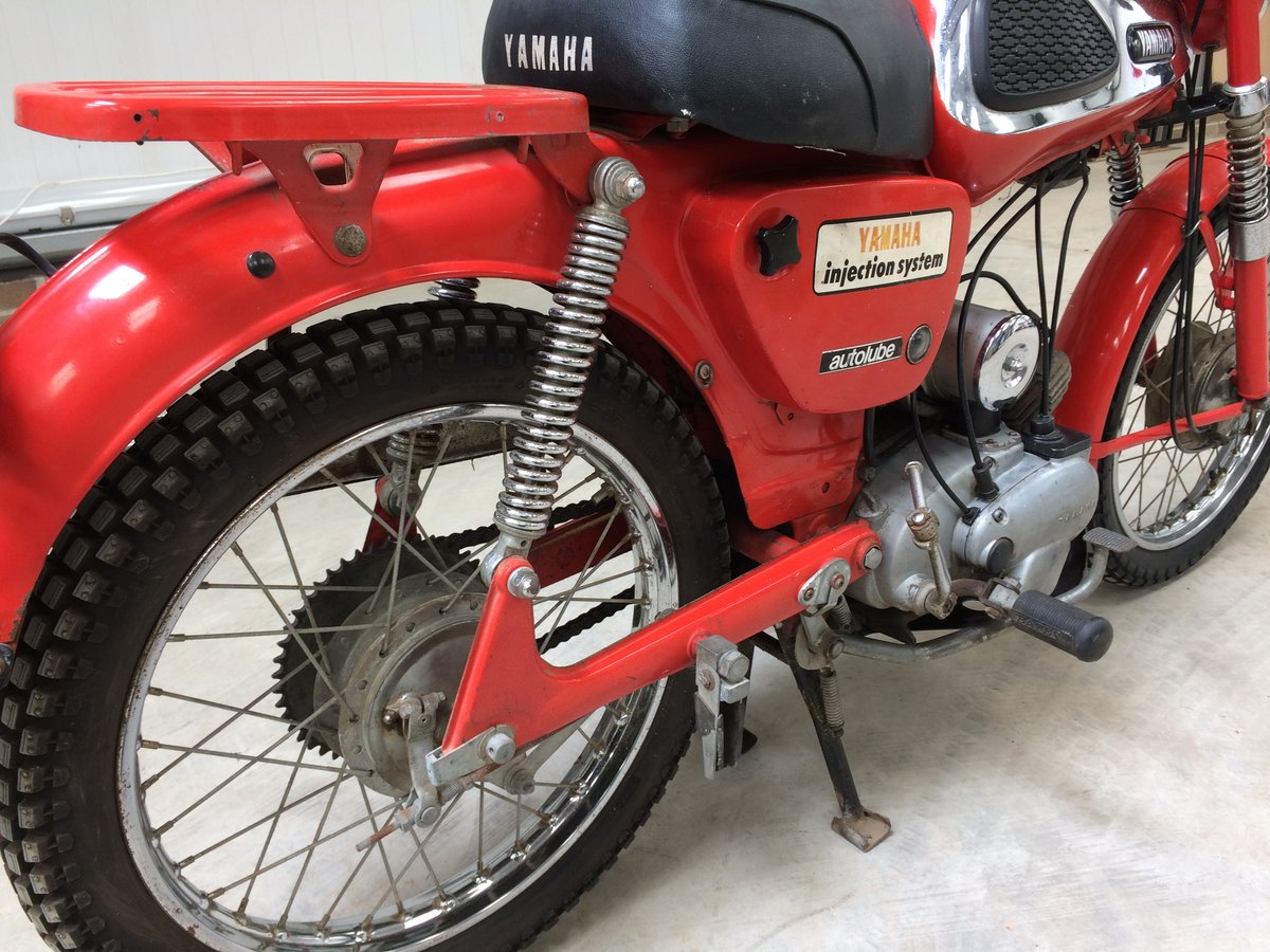 1964 Yamaha YG1 Trailmaster 80 For Sale (picture 2 of 6)