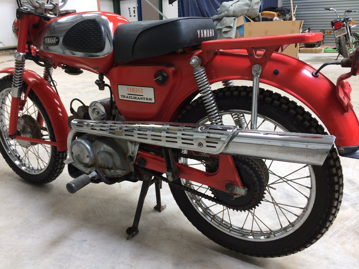 1964 Yamaha YG1 Trailmaster 80 For Sale (picture 3 of 6)
