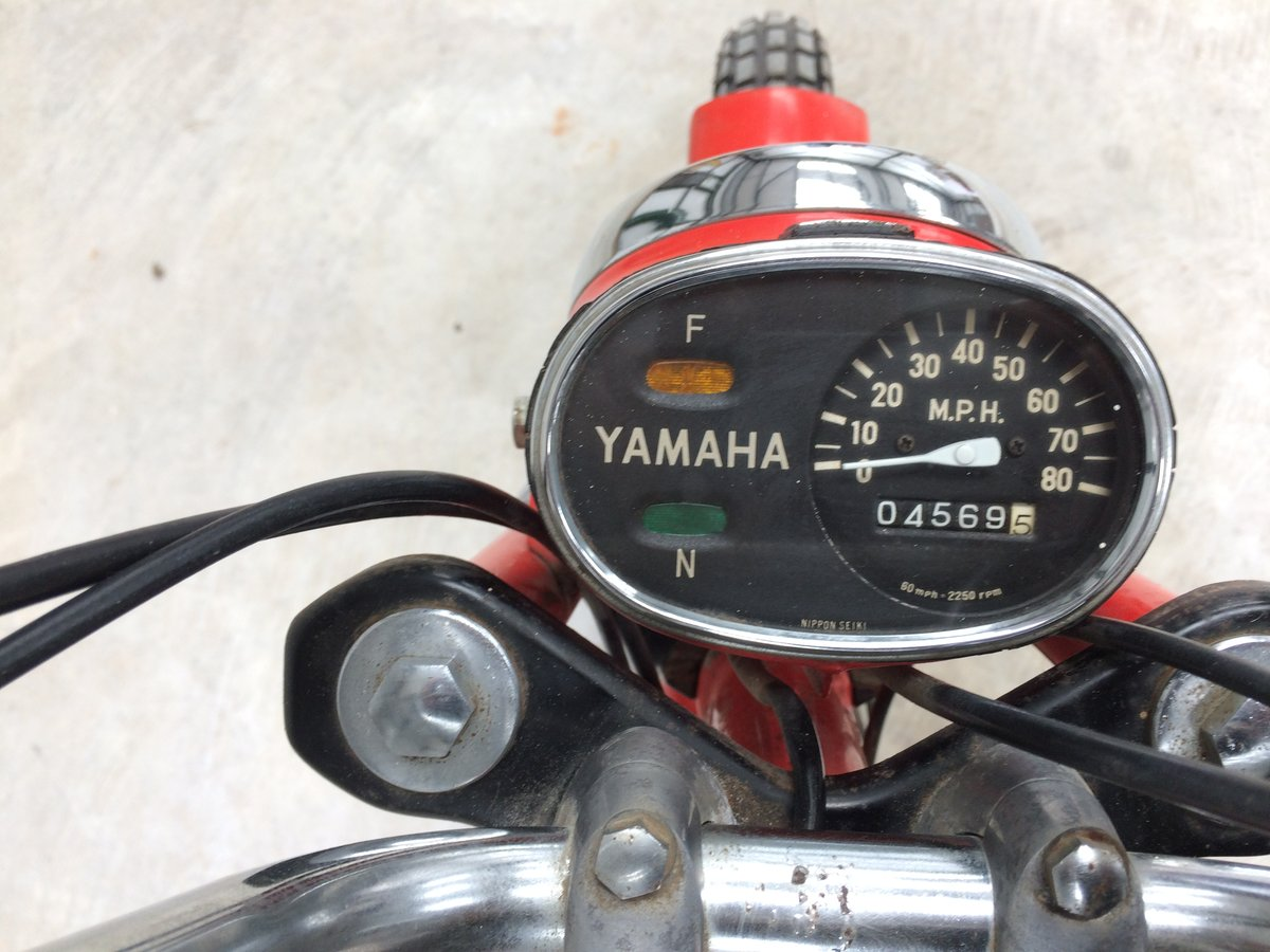 1964 Yamaha YG1 Trailmaster 80 For Sale (picture 6 of 6)