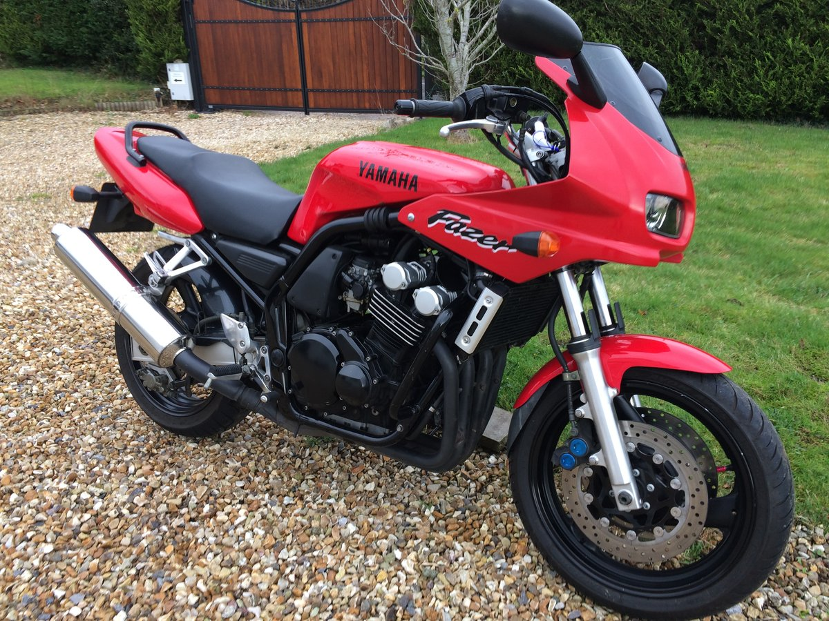 1997 Yamaha FZS600 Fazer  For Sale (picture 2 of 6)