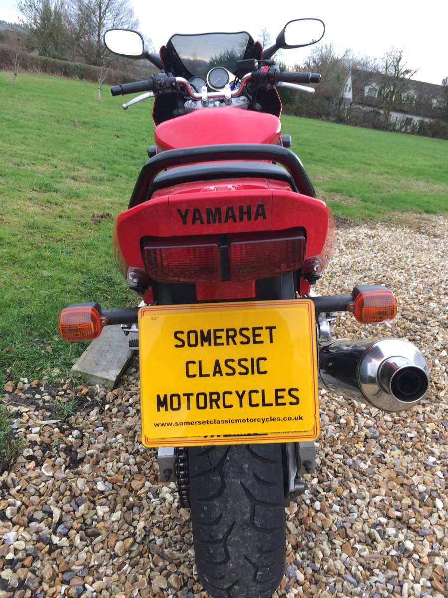 1997 Yamaha FZS600 Fazer  For Sale (picture 6 of 6)