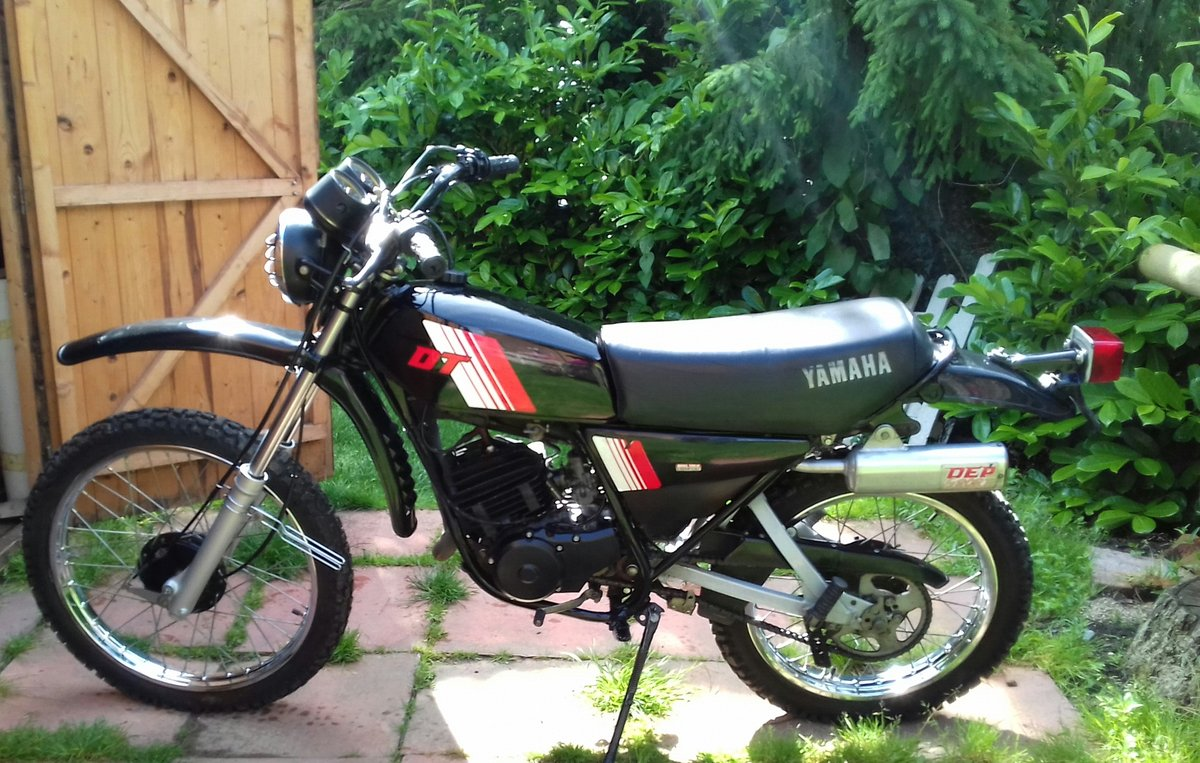 1984 Yamaha DT175mx SOLD (picture 2 of 4)