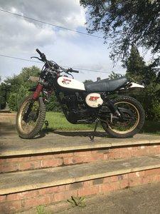 1981 Yamaha XT500 early 1980's