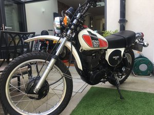 1976 NOW SOLD - Yamaha XT500 NOW SOLD  For Sale