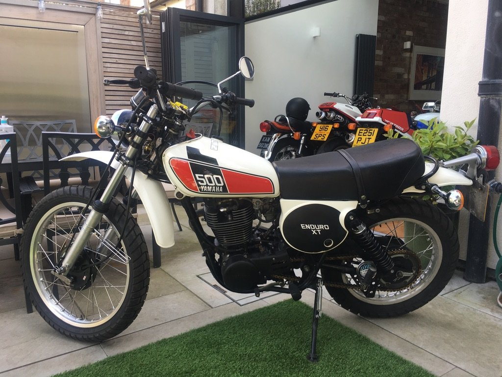 1976 Yamaha XT500 For Sale (picture 2 of 6)