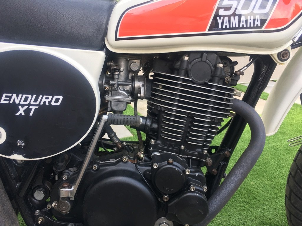 1976 Yamaha XT500 For Sale (picture 4 of 6)