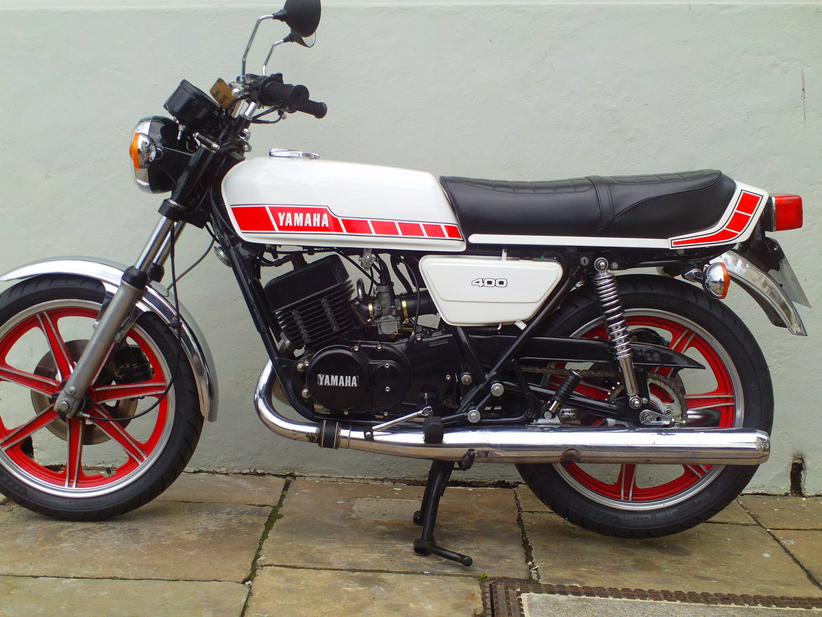 1979 YAMAHA RD400 E SOLD (picture 3 of 6)