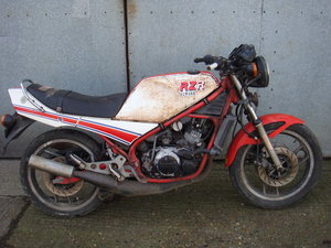 1983 Yamaha RZ250 YPVS - Running Spares or Repair Project SOLD