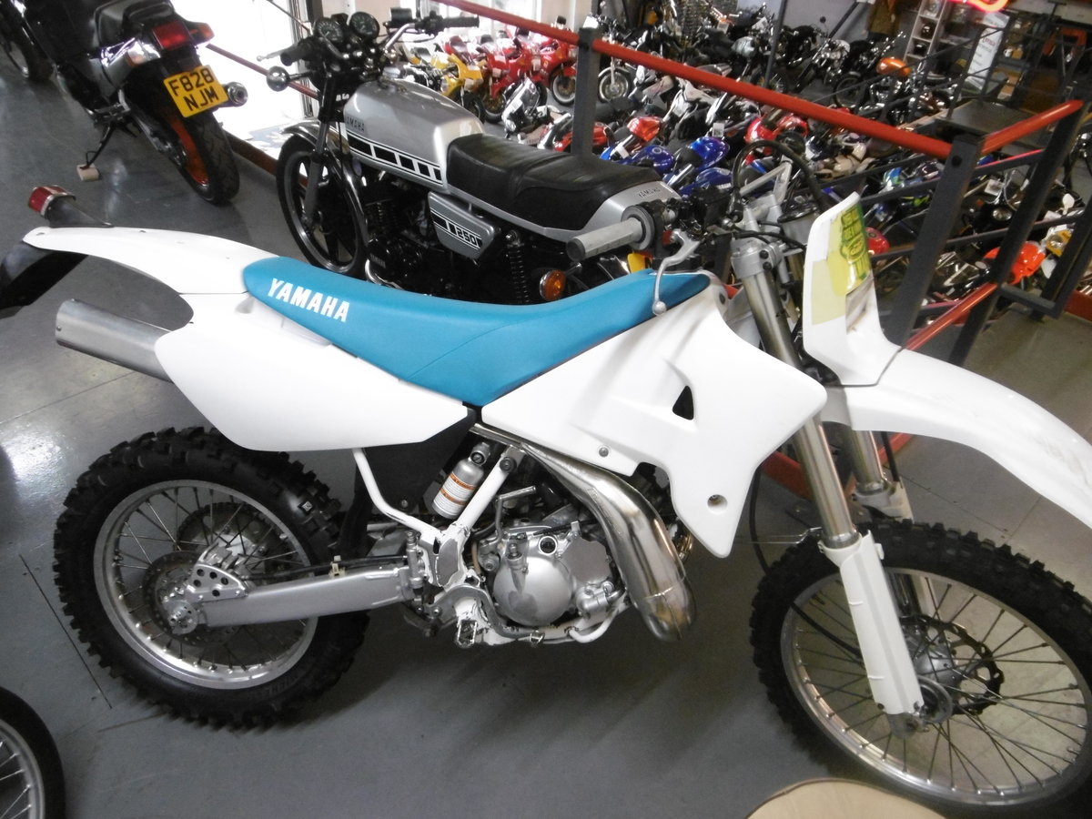 1992 Yamaha WR200 Great condition last owner 24 years SOLD (picture 1 of 6)