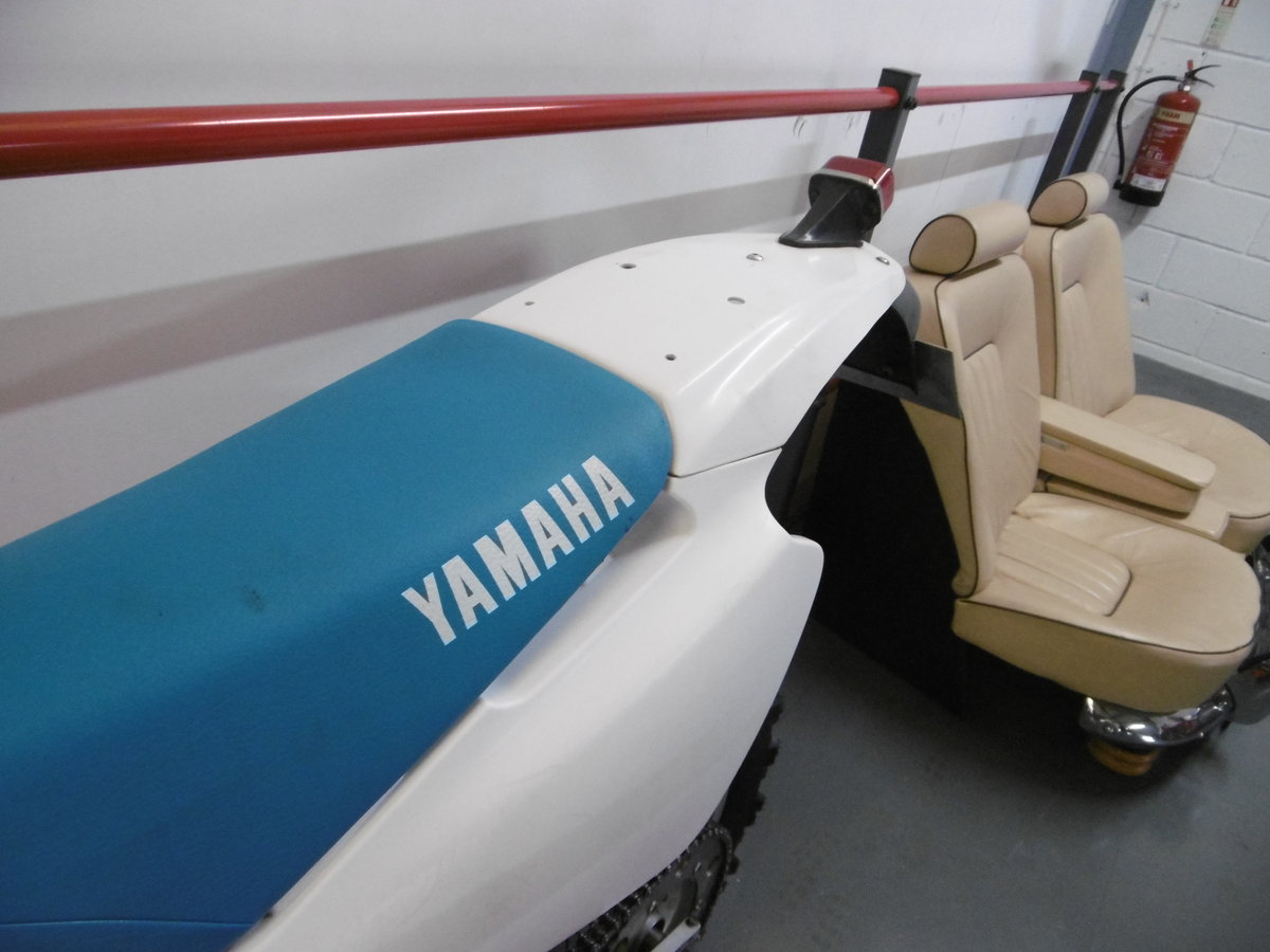 1992 Yamaha WR200 Great condition last owner 24 years SOLD (picture 2 of 6)