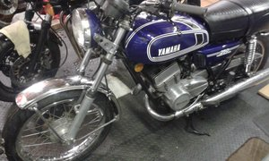 1974 Yamaha RD250B For Sale