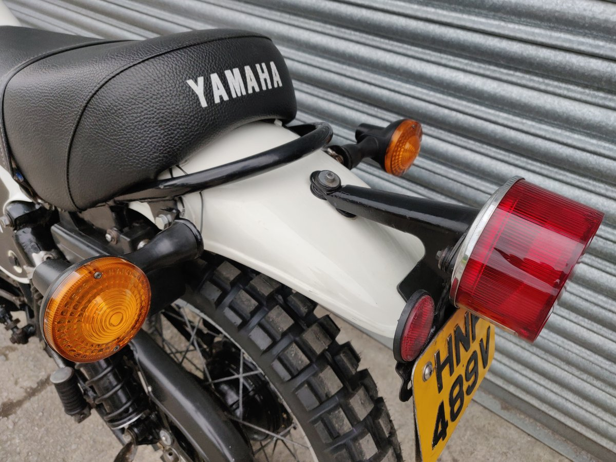 1979 1978 Yamaha XT500 UK Original bike. SOLD For Sale (picture 6 of 8)