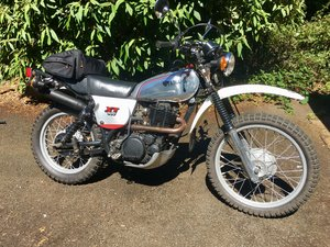 1981 XT500 C Twin Shock For Sale