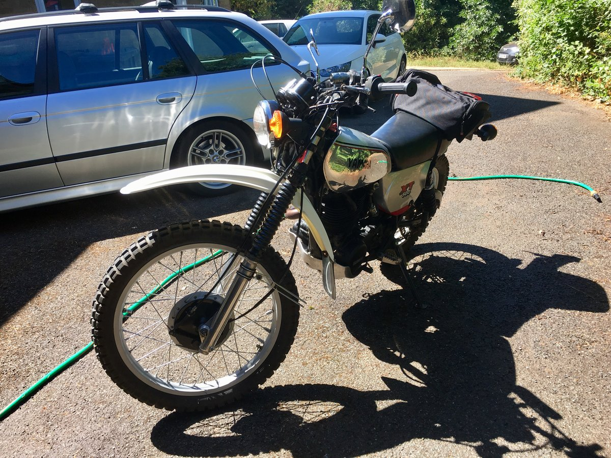 1981 XT500 C Twin Shock For Sale (picture 2 of 6)