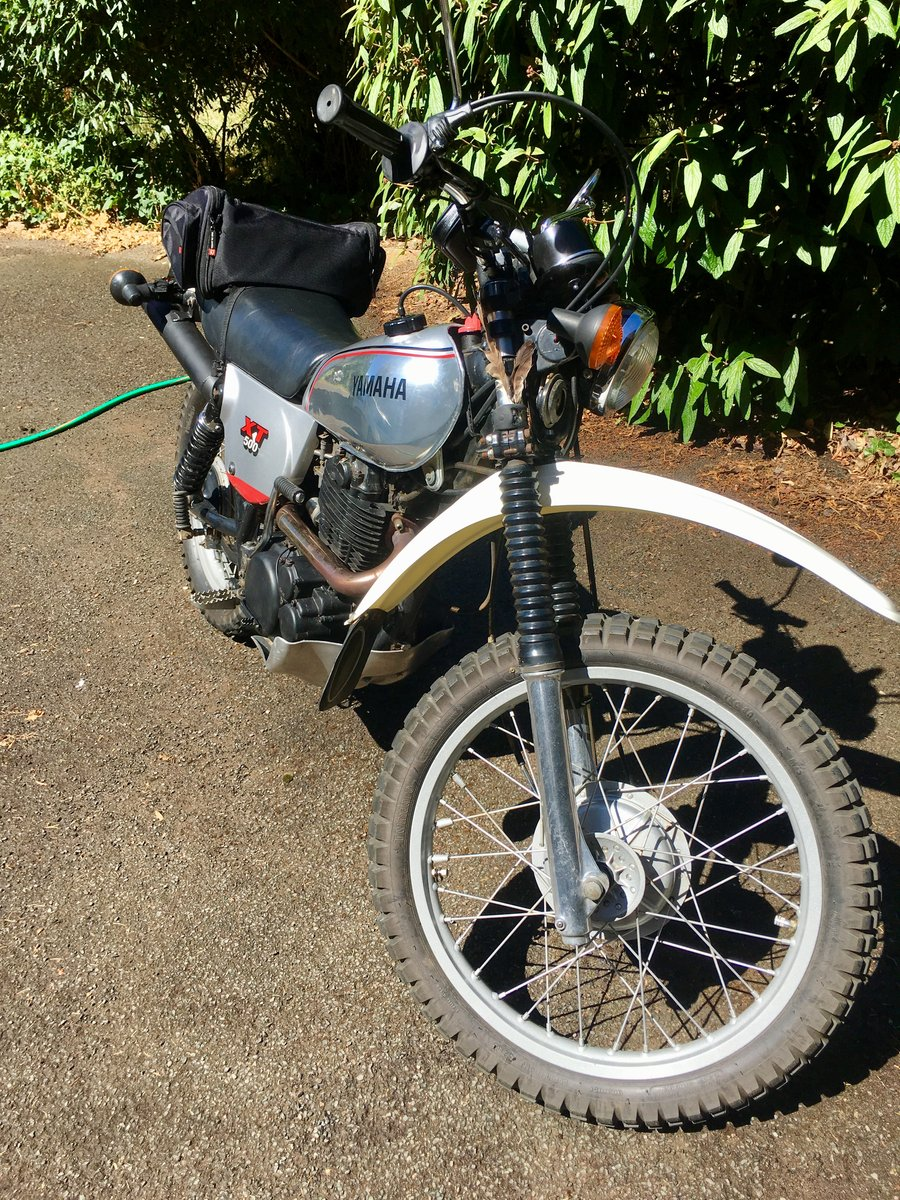 1981 XT500 C Twin Shock For Sale (picture 3 of 6)