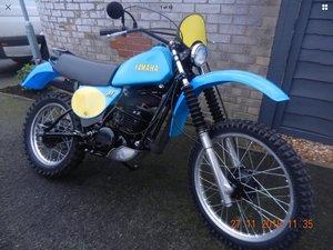 1979 Yamaha IT250 Enduro Registered