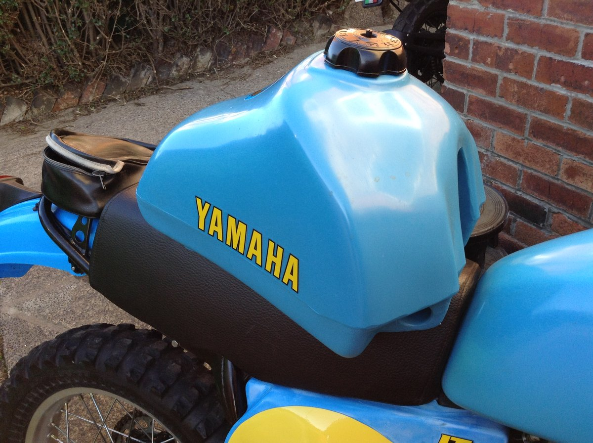 1979 Yamaha IT250 Enduro Registered SOLD (picture 3 of 6)