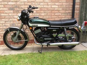 1973 Yamaha RD350A For Sale