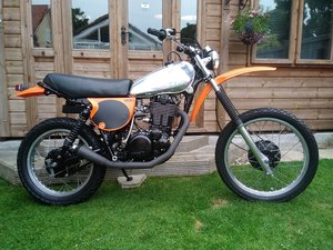 1980 Yamaha XT500 requires registration For Sale