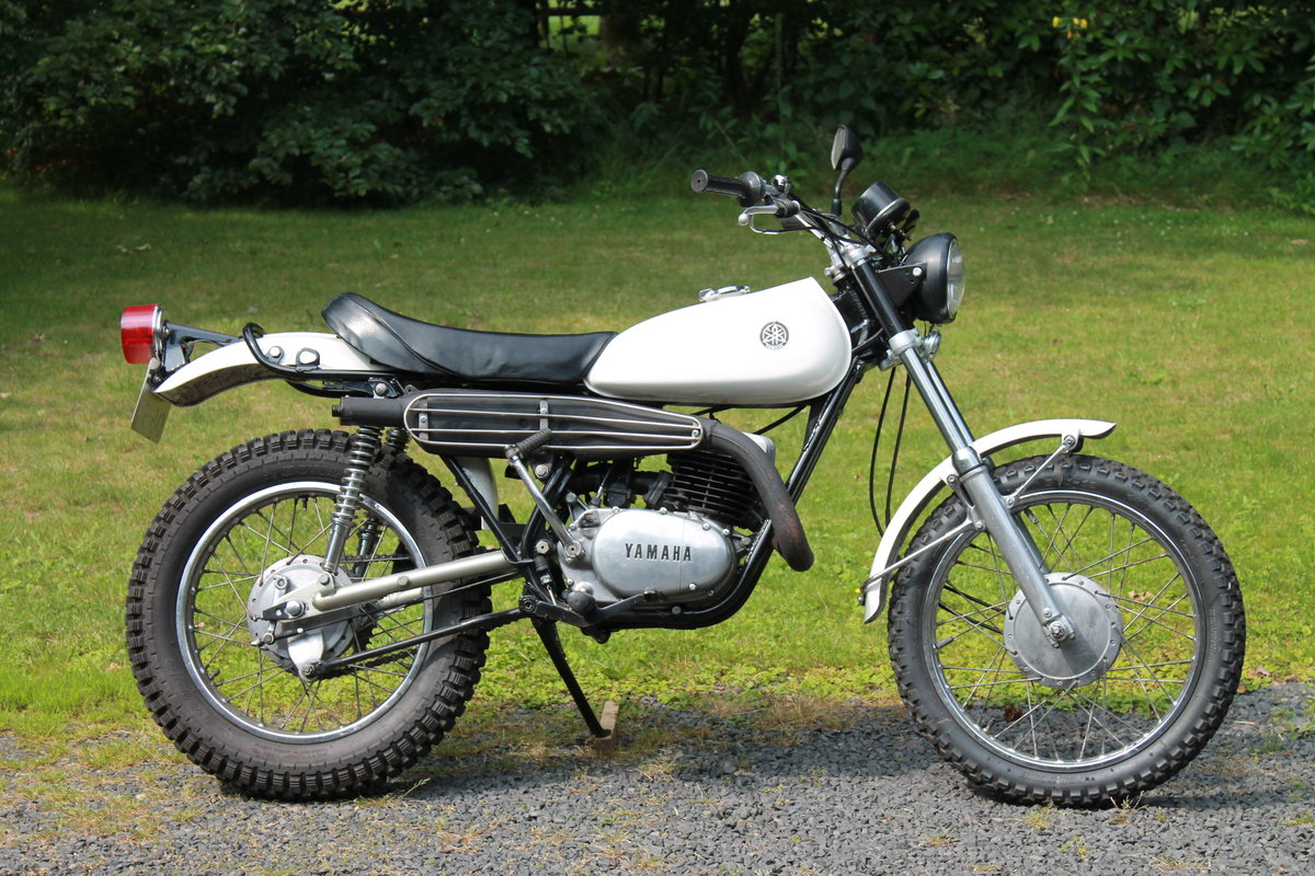 1969 YAMAHA DT1 - 250cc For Sale (picture 1 of 2)