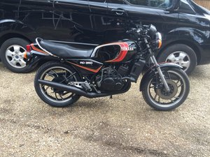 1982 Yamaha RD350LC 4L0 matching numbers For Sale