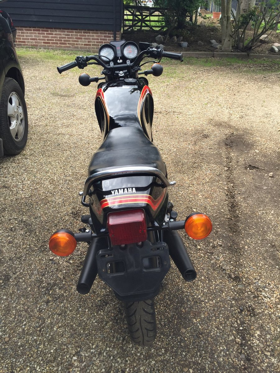 1982 Yamaha RD350LC 4L0 matching numbers For Sale (picture 4 of 4)