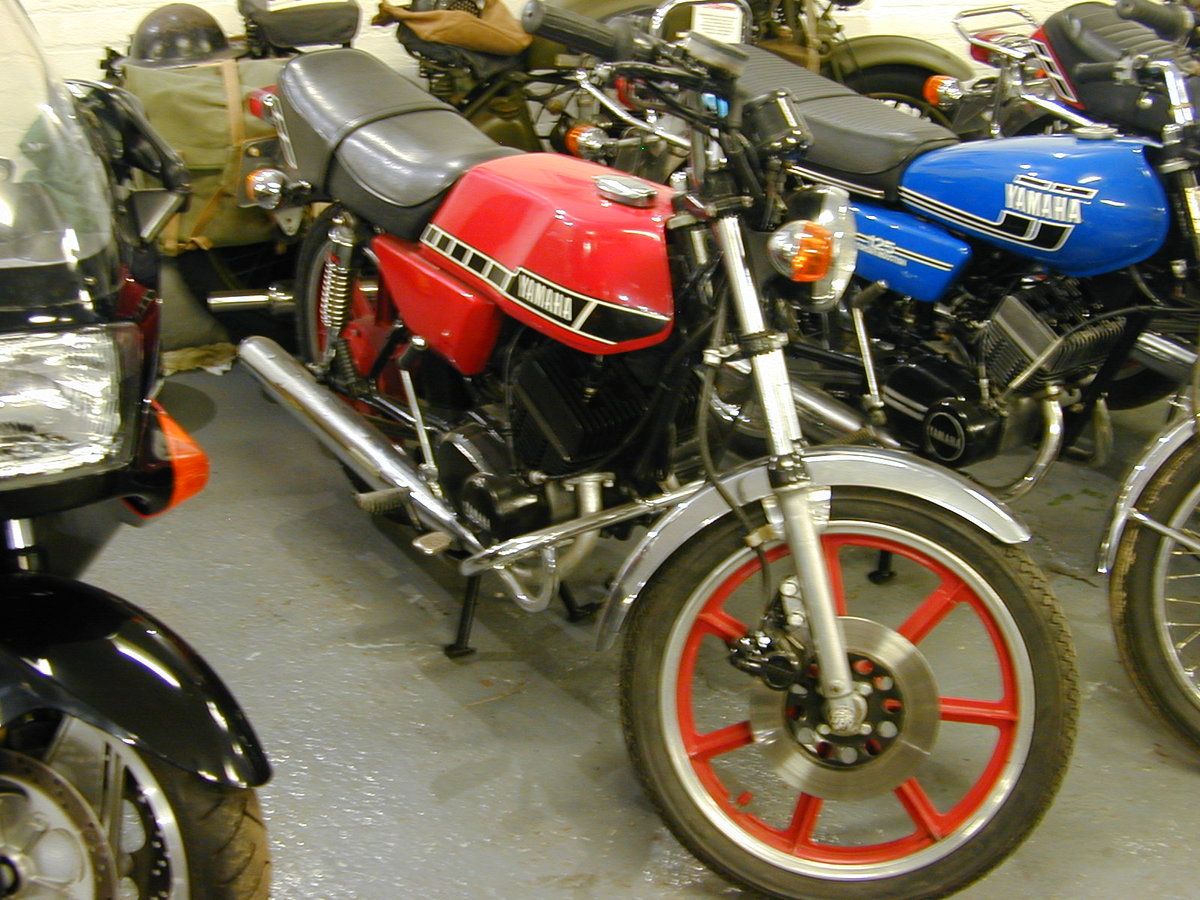 1980 Yamaha RD200 - Project For Sale (picture 1 of 3)