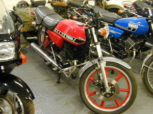 1980 Yamaha RD200 - Project For Sale