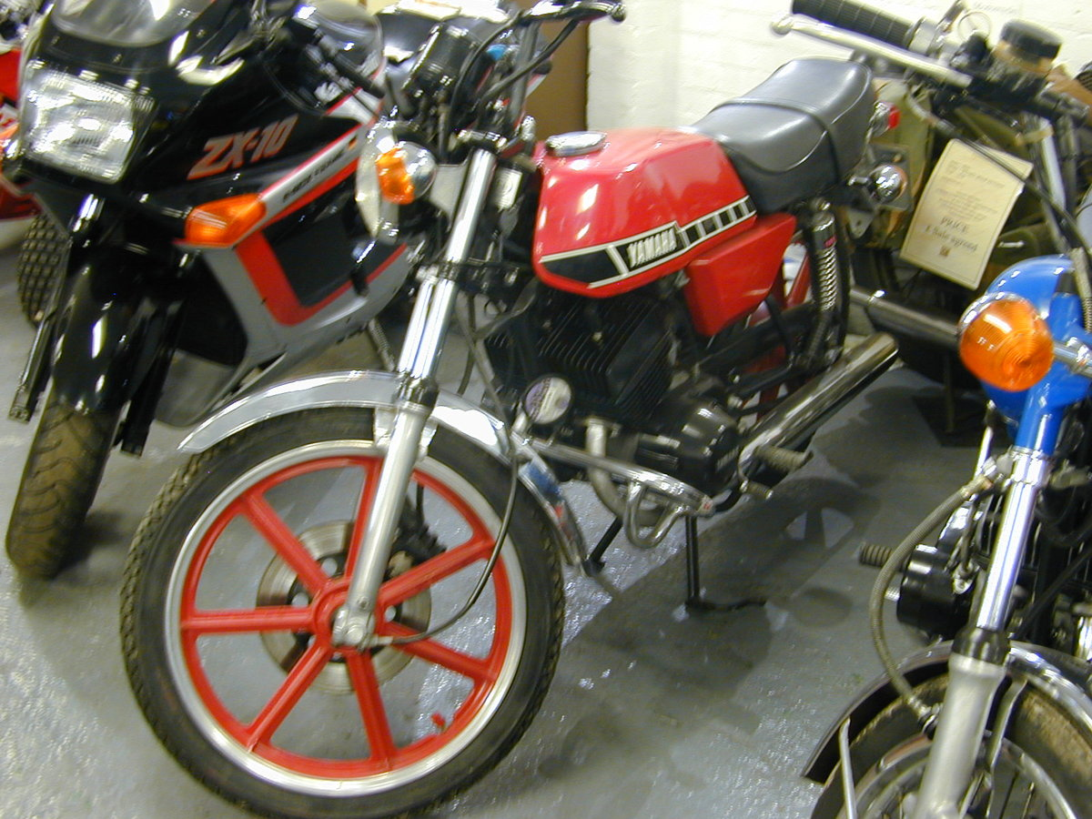 1980 Yamaha RD200 - Project For Sale (picture 3 of 3)